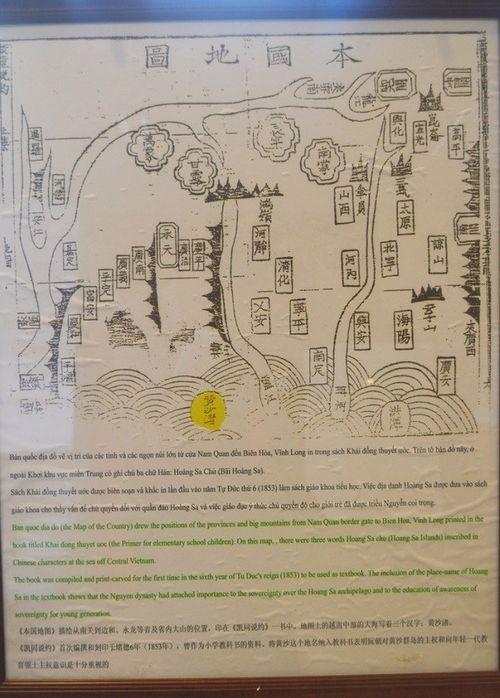 29 bản đồ cổ khẳng định Hoàng Sa, Trường Sa là của Việt Nam - Ảnh 2
