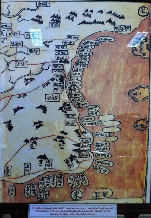 29 bản đồ cổ khẳng định Hoàng Sa, Trường Sa là của Việt Nam - Ảnh 6