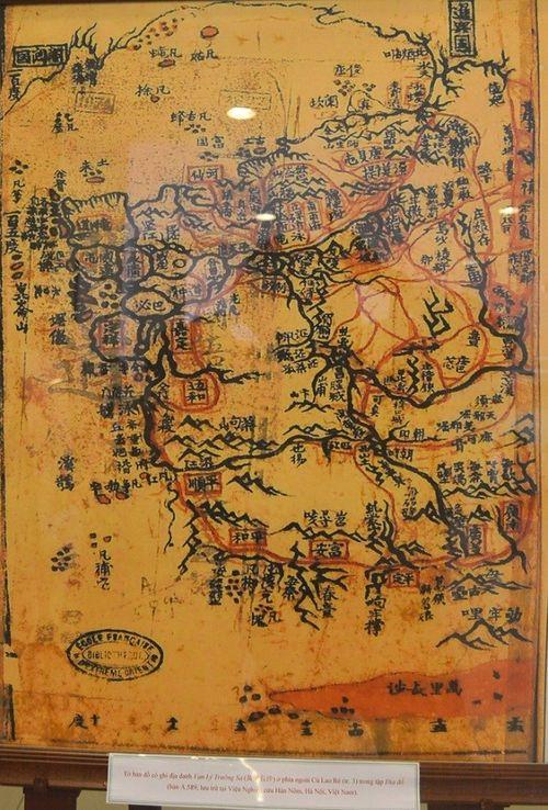 29 bản đồ cổ khẳng định Hoàng Sa, Trường Sa là của Việt Nam - Ảnh 7