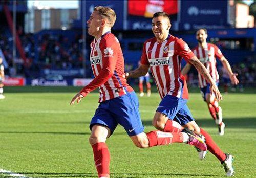 Griezmann lại tỏa sáng, Atletico Madrid tiếp tục cuộc đua đến ngôi vương - Ảnh 1