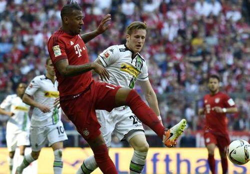 Bayern Munich 1-1 M'gladbach: Hụt bước trước ngôi vương - Ảnh 1