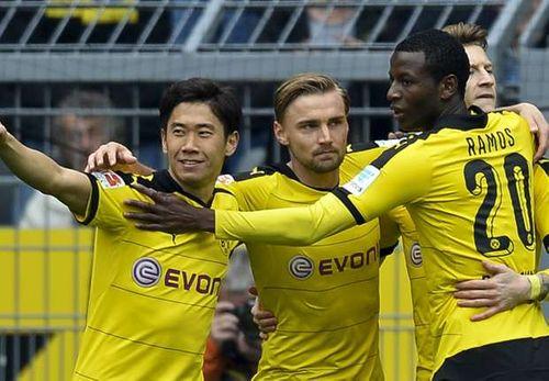 Dortmund 5-1 Wolfsburg: Thắp lên hy vọng - Ảnh 1