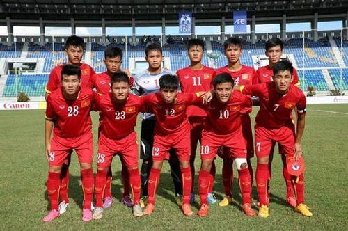 U19 Việt Nam sáng cửa dự World Cup U20 - Ảnh 1