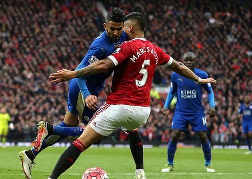 Leicester bị mất oan một quả penalty trong trận hòa MU - Ảnh 1
