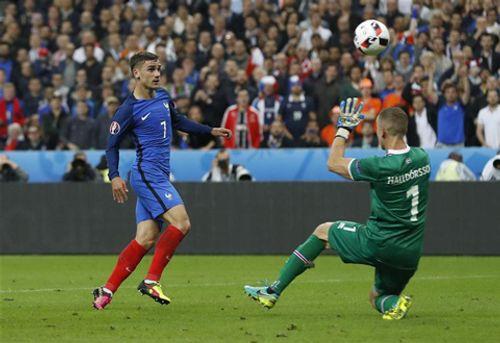 Tuyển Pháp lập kỷ lục chưa từng có trong lịch sử EURO - Ảnh 1