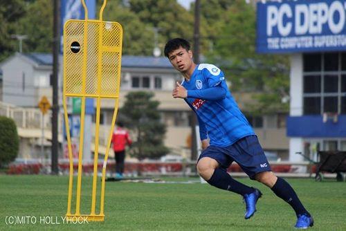 Mito Hollyhock chốt ngày Công Phượng ra sân ở J-League 2 - Ảnh 1