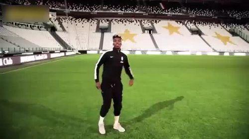 Pogba biểu diễn kỹ thuật độc lạ trước bán kết Pháp vs Đức - Ảnh 1