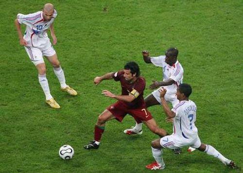 5 trận đối đầu đáng nhớ giữa Pháp vs Bồ Đào Nha - Ảnh 1