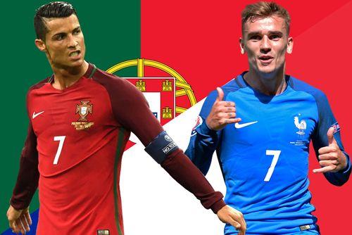 Hành trình tới chung kết EURO 2016 của Pháp và Bồ Đào Nha - Ảnh 1