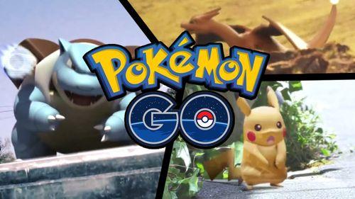 Đội bóng giới thiệu tân binh theo phong cách Pokemon Go bá đạo - Ảnh 1