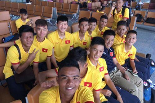 Xem trực tiếp U16 Việt Nam vs U16 Philippines 15h30 - Ảnh 1