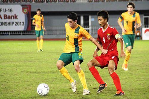 Xem trực tiếp U16 Úc vs U16 Malaysia 18h30: Đại chiến vì tấm vé bán kết - Ảnh 1