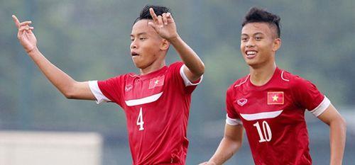 Xem trực tiếp U16 Việt Nam vs U16 Singapore 8h30 - Ảnh 1