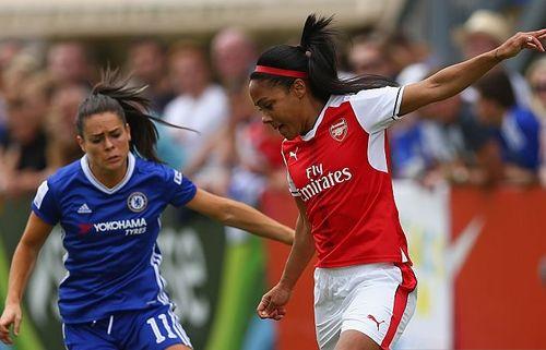 Bàn thắng đáng quên nhất sự nghiệp của nữ cầu thủ Arsenal - Ảnh 1