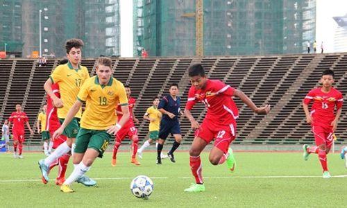 Xem trực tiếp U16 Thái Lan vs U16 Australia 15h30 - Ảnh 1