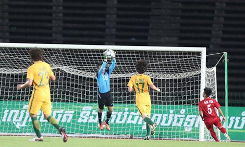 U16 Việt Nam thua cay đắng U17 Australia giống U16 Thái Lan trong trận chung kết - Ảnh 1