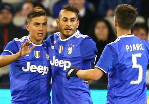 """Juventus 2-1 Tottenham: """"Bà đầm già"""" vặt lông """"Gà trống"""" - Ảnh 1"""