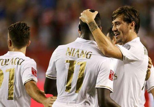 """Bayern Munich 3-3 AC Milan (pen 3-5): """"Hùm xám"""" gục ngã trong loạt sút luân lưu - Ảnh 1"""