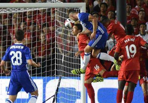 Chelsea đánh bại Liverpool bằng bàn thắng duy nhất của Cahill - Ảnh 1