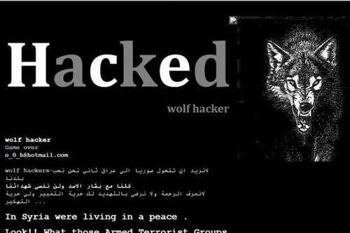 Trang chủ của VFF bị hacker tấn công - Ảnh 1