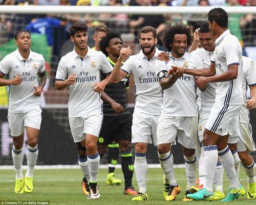 Real Madrid 3-2 Chelsea: Không Ronaldo, Marcelo rực sáng - Ảnh 1