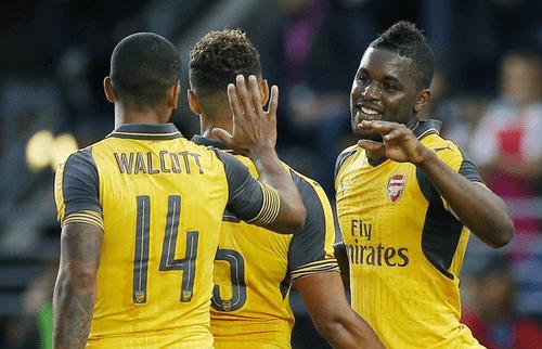 Xem trực tiếp Arsenal vs AC Milan 8h00 - Ảnh 1