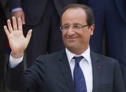 Lịch trình làm việc của Tổng thống Pháp Hollande ở Việt Nam - Ảnh 1