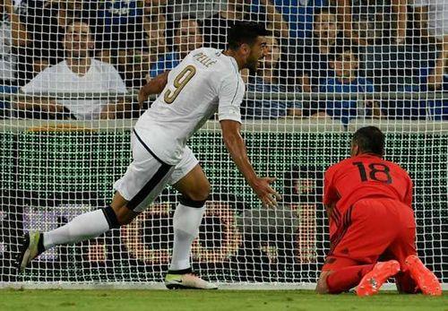 Đánh bại Israel, Italia thắng trận đầu dưới thời HLV Ventura - Ảnh 1