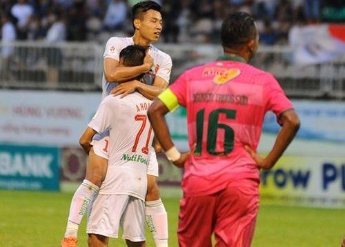 Xem trực tiếp Đà Nẵng vs Hoàng Anh Gia Lai 17h00 - Ảnh 1