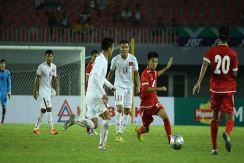 Xem trực tiếp U19 Việt Nam vs U19 Singapore 19h00 - Ảnh 1