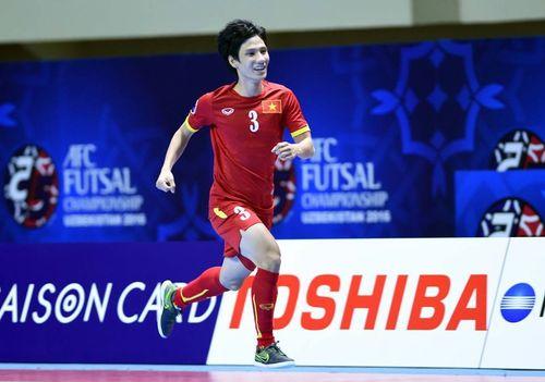 Cầu thủ futsal Việt Nam lọt Top 5 siêu phẩm futsal đẹp nhất thế giới tuần qua - Ảnh 1