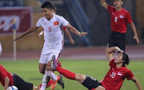 Phung phí cơ hội, U19 Việt Nam bị U19 Singapore cầm hòa - Ảnh 1