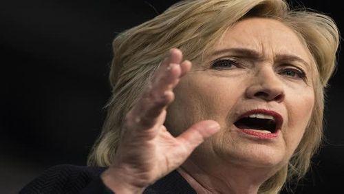 Đảng Dân chủ tính loại bỏ Hillary Clinton? - Ảnh 1