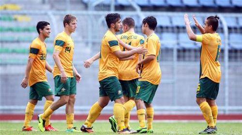 Xem trực tiếp U19 Australia vs U19 Indonesia 16h00 - Ảnh 1