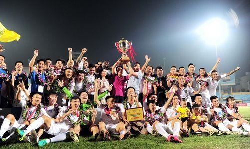 Hà Nội T&T vô địch V.League 2016 với chiến thắng nghẹt thở - Ảnh 1