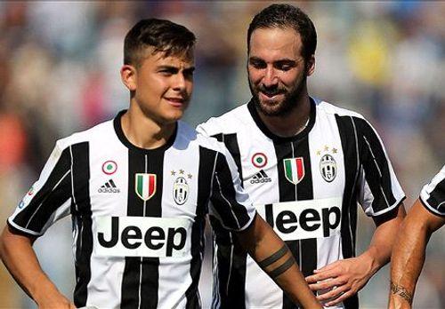 Empoli 0-3 Juventus: Higuain lại bùng nổ với cú đúp siêu phẩm - Ảnh 1