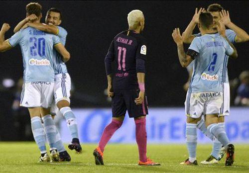 Celta Vigo 4-3 Barca: Kịch tính và bi kịch - Ảnh 1