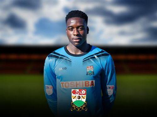 Thủ môn 18 tuổi ghi bàn ngay trận đấu ra mắt ĐTQG - Ảnh 1