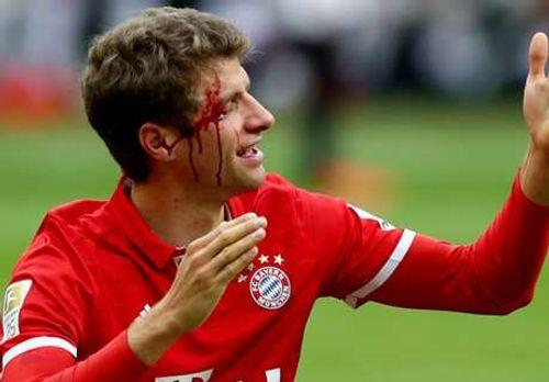 Frankfurt 2-2 Bayern Munich: Ăn miếng trả miếng - Ảnh 1