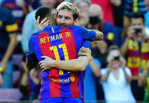 Barcelona 4-0 Deportivo: M-S-N rực sáng, Barca hủy diệt đối thủ - Ảnh 1