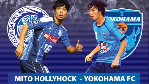 Công Phượng, Tuấn Anh có được ra sân ở trận Mito Hollyhock vs Yokohama? - Ảnh 1
