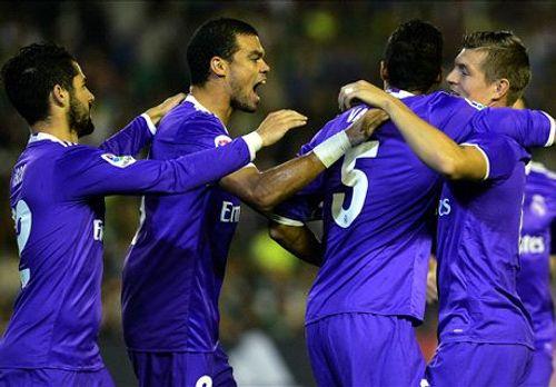 Real Betis 1-6 Real Madrid: Atletico, Barca gọi, Real trả lời - Ảnh 1