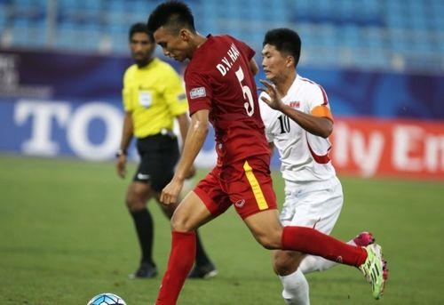 Tác giả siêu phẩm vào lưới U19 Triều Tiên không ngán U19 UAE - Ảnh 1