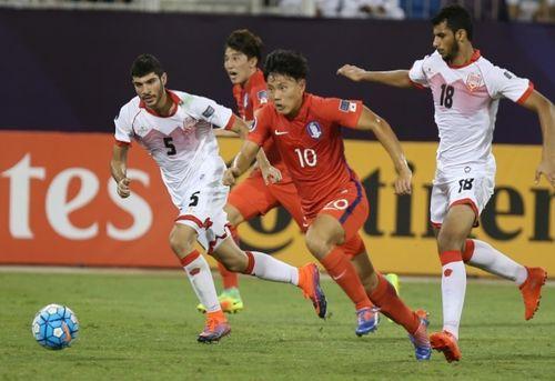 """U19 Hàn Quốc, """"hạ nhục"""" chủ nhà Bahrain trong 8 phút - Ảnh 1"""