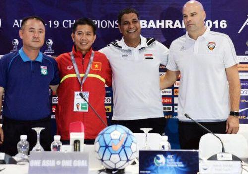 HLV Hoàng Anh Tuấn công kích trọng tài, nhận xét sốc về U19 Việt Nam - Ảnh 1