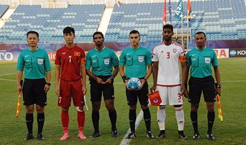 Trọng tài thiên vị, U19 Việt Nam nhận bàn thua oan - Ảnh 1