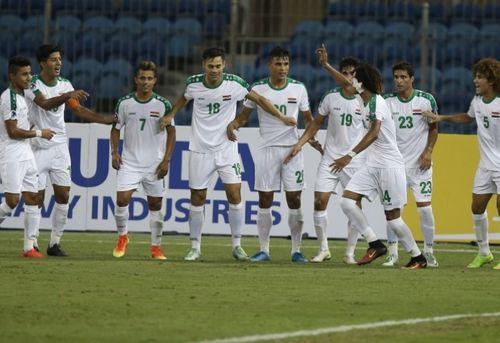 U19 Iraq giành vé đầu tiên vào tứ kết, U19 Triều Tiên chia tay VCK U19 châu Á - Ảnh 1