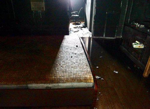 Hiện trường vụ hỏa hoạn ở Hà Nội khiến 4 người trong gia đình thiệt mạng - Ảnh 6