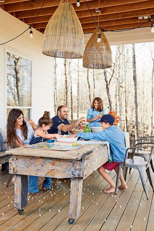 Ngôi nhà cấp 4 đẹp bình yên của gia đình 5 người này là niềm mơ ước của biết bao nhiêu người - Ảnh 13