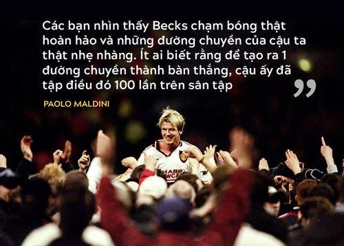 David Beckham, vị kiến trúc sư đẳng cấp mà bóng đá Anh chưa từng sử dụng - Ảnh 7